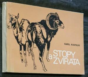 náhled knihy - Stopy a zvířata