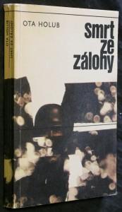 náhled knihy - Smrt ze zálohy