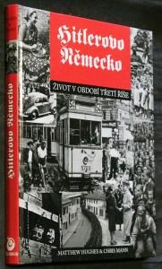 náhled knihy - Hitlerovo Německo : život v období Třetí říše