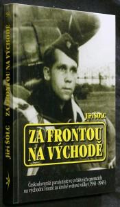 náhled knihy - Za frontou na východě : českoslovenští parašutisté ve zvláštních operacích na východní frontě za druhé světové války (1941-1945)