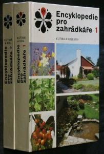 náhled knihy - Encyklopedie pro zahrádkáře 1 - 2