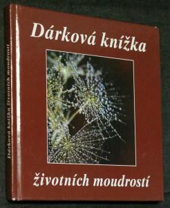 náhled knihy - Dárková knížka životních moudrostí