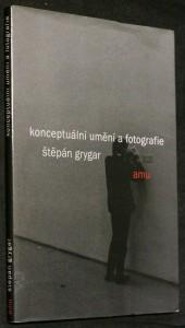 náhled knihy - Konceptuální umění a fotografie