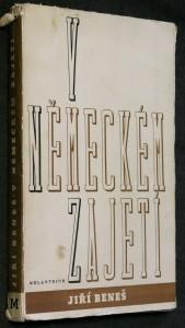 náhled knihy - V německém zajetí