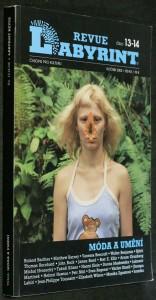 náhled knihy - Labyrint revue č. 13.-14. ročník 2003