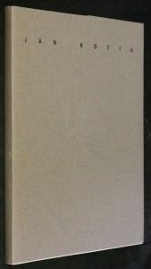 náhled knihy - Jan Kotlík 1936-1996