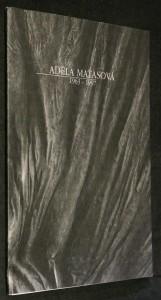 náhled knihy - Adéla Matasová 1963-1997. Zastavení v čase