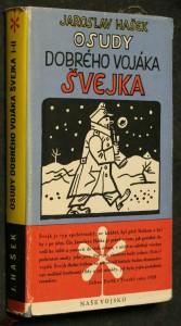náhled knihy - Osudy dobrého vojáka Švejka za světové války. 1.-2. díl v jednom svazku