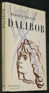 náhled knihy - Dalibor Dalibor opera o třech jednáních