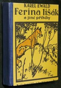náhled knihy - Ferina lišák a jiné příběhy