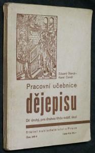 náhled knihy - Pracovní učebnice dějepisu