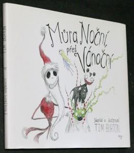 náhled knihy - Můra noční, předvánoční
