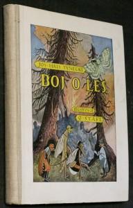 náhled knihy - Boj o les