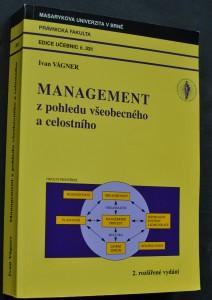 náhled knihy - Management z pohledu všeobecného a celostního