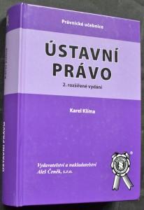 náhled knihy - Ústavní právo