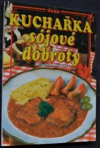 náhled knihy - Kuchařka - sójové dobroty