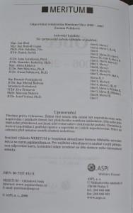 antikvární kniha Obce 2006-2007, 2006