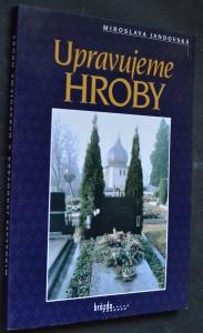 náhled knihy - Upravujeme hroby