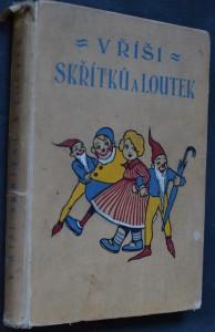 náhled knihy - V říši skřítků a loutek