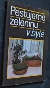náhled knihy - Pestujeme zeleninu v byte