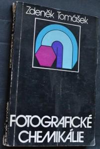 náhled knihy - Fotografické chemikálie