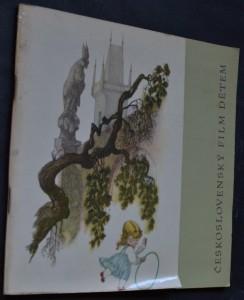 náhled knihy - Katalog hraných filmů pro děti: Československý film dětem