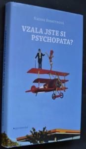 náhled knihy - Vzala jste si psychopata?