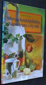 náhled knihy - Ubrousková technika : nápady pro celý rok