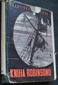 náhled knihy - Kniha Robinsonů