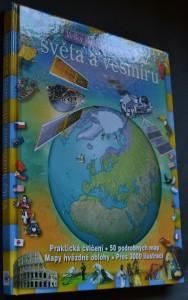 náhled knihy - Velký ilustrovaný atlas světa a vesmír