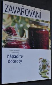 náhled knihy - Zavařování : domácí marmelády a čatní