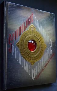 náhled knihy - Špionologie: kompletní kniha o špionáži