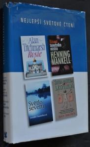 náhled knihy - Šifra mistra Leonarda; Světlo severu; Návrat tanečního mistra; Rosie
