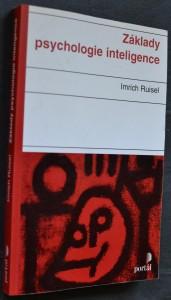 náhled knihy - Základy psychologie inteligence