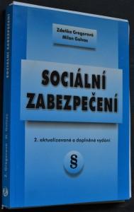 náhled knihy - Sociální zabezpečení