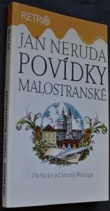 náhled knihy - Povídky malostranské