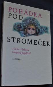 náhled knihy - Pohádka pod stromeček