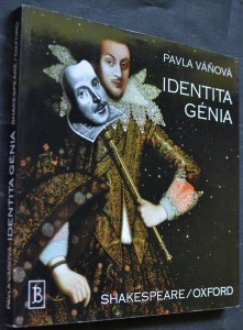 náhled knihy - Identita génia : Shakespeare - Oxford