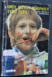 náhled knihy - Umíte rozvíjet schopnosti svého dítěte?