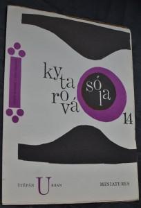 náhled knihy - Miniature, Kytarová sóla č. 14