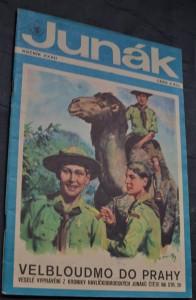 náhled knihy - Junák - týdeník junácké mládeže ročník 32 poslední číslo/1970