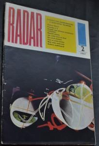 náhled knihy - Radar časopis pro kosmonautiku a raketovou techniku, č. 2, 1967