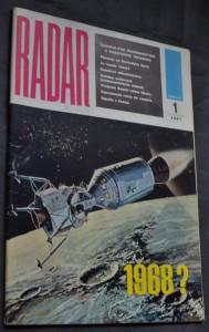 náhled knihy - Radar časopis pro kosmonautiku a raketovou techniku, č. 1, 1967