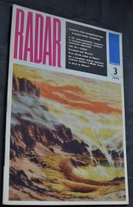 náhled knihy - Radar časopis pro kosmonautiku a raketovou techniku, č. 3, 1964