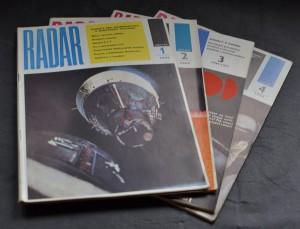 náhled knihy - Radar časopis pro kosmonautiku a raketovou techniku, č. 1-4, 1966
