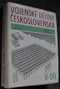 náhled knihy - Vojenské dějiny Československa, 5. díl