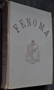 náhled knihy - Fenoma : praktická učebnice snadného zhotovení veškerých střihů : pomocí této knihy lze rychle zhotoviti střihy na dětské, dámské a pánské obleky a veškeré prádlo ve všech velikostech + Dodatek ke knize Fenoma