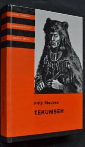 náhled knihy - Tekumseh : vyprávění o boji rudého muže, sepsané podle starých pramenů, 3. díl
