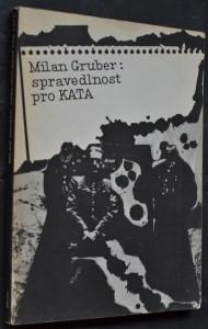náhled knihy - Spravedlnost pro kata