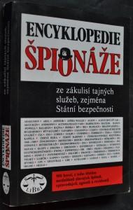 náhled knihy - Encyklopedie špionáže